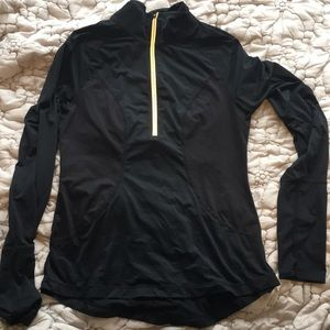 Zella quarter zip jacket